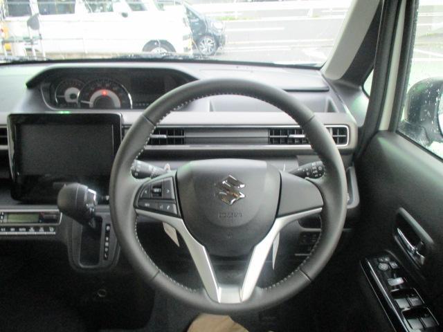 ハイブリッドX リミテッド 軽自動車 デュアルブレーキ(9枚目)