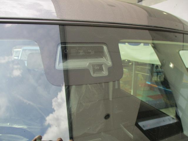 ハイブリッドXZ ターボ 軽自動車 デュアルブレーキ(6枚目)