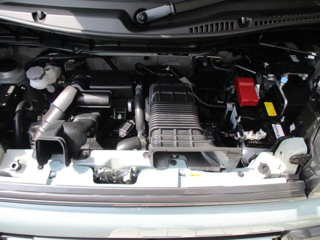 ハイブリッドXZ ターボ 軽自動車 デュアルブレーキ(12枚目)