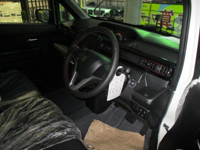 ハイブリッドX 軽自動車 デュアルブレーキ スズキ保証付(7枚目)