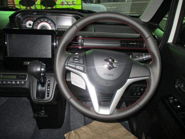 ハイブリッドX 軽自動車 デュアルブレーキ スズキ保証付(9枚目)