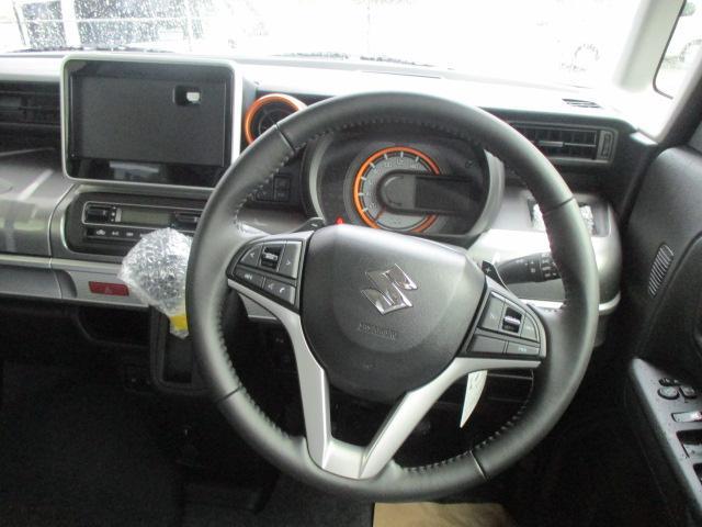 ハイブリッドXZ ターボ 2トーンルーフ 軽自動車 スズキ5年保証付 全方位モニター(12枚目)