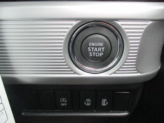 ハイブリッドXZ ターボ 2トーンルーフ 軽自動車 スズキ5年保証付 全方位モニター(18枚目)