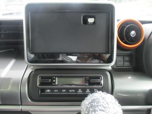 ハイブリッドXZ ターボ 2トーンルーフ 軽自動車 スズキ5年保証付 全方位モニター(21枚目)