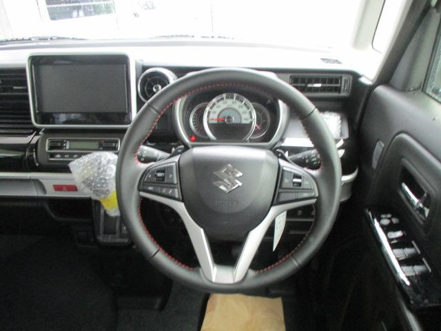 ハイブリッドXSターボ 軽自動車 スズキ5年保証付 セーフティサポート(12枚目)