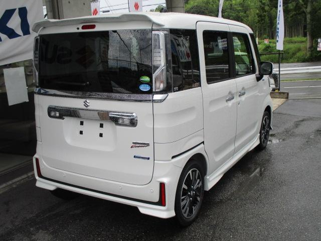 ハイブリッドXSターボ 軽自動車 スズキ5年保証付 セーフティサポート(13枚目)