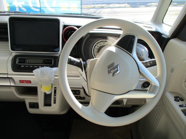 ハイブリッドX 2トーンルーフ 2型 スズキ5年保証付 軽自動車 セーフティサポート(10枚目)