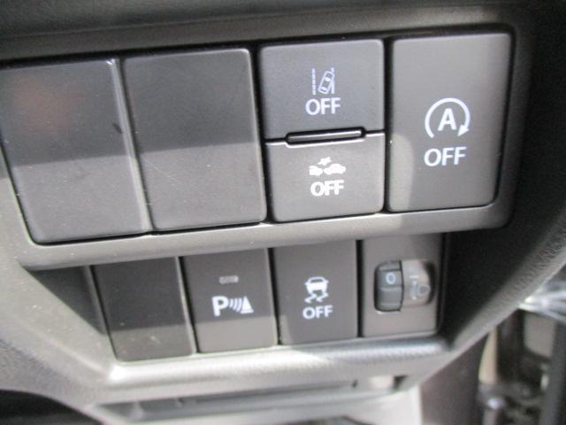 ハイブリッドFX セーフティサポート 2型 スズキ保証付 軽自動車(12枚目)