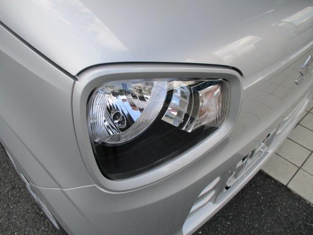 F セーフティサポート装着車 5AGS車 スズキ保証付 軽自動車 届出済未使用車(5枚目)