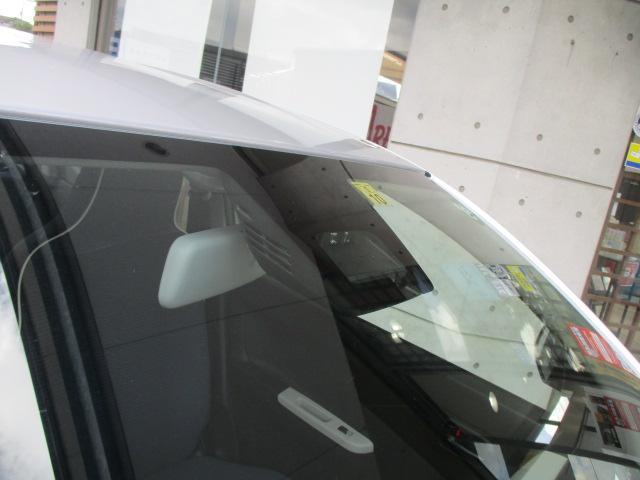 F セーフティサポート装着車 5AGS車 スズキ保証付 軽自動車 届出済未使用車(8枚目)