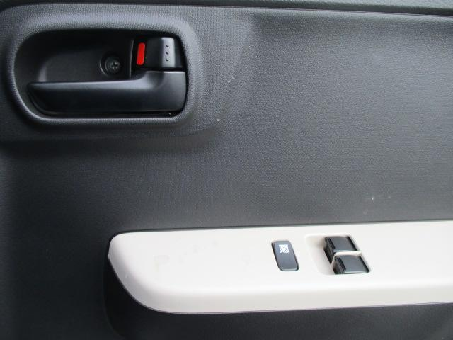 F セーフティサポート装着車 5AGS車 スズキ保証付 軽自動車 届出済未使用車(10枚目)