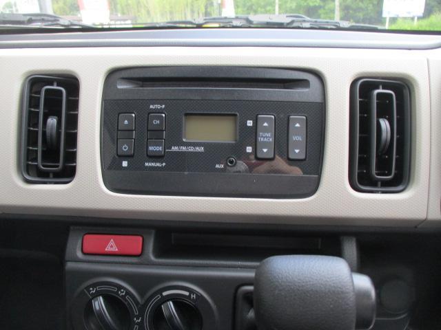 F セーフティサポート装着車 5AGS車 スズキ保証付 軽自動車 届出済未使用車(12枚目)