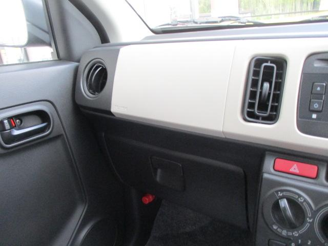 F セーフティサポート装着車 5AGS車 スズキ保証付 軽自動車 届出済未使用車(15枚目)