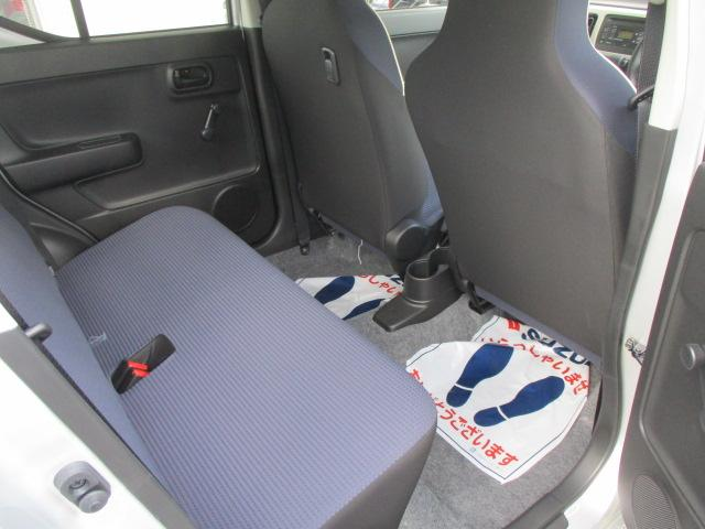 F セーフティサポート装着車 5AGS車 スズキ保証付 軽自動車 届出済未使用車(16枚目)