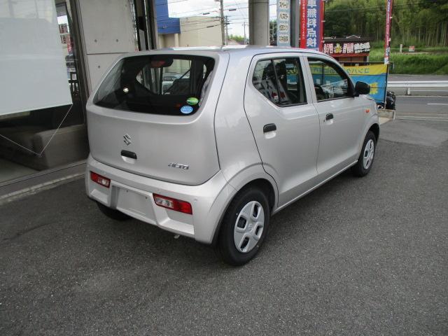 F セーフティサポート装着車 5AGS車 スズキ保証付 軽自動車 届出済未使用車(18枚目)