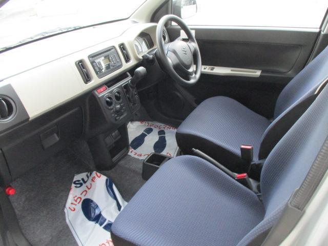 F セーフティサポート装着車 5AGS車 スズキ保証付 軽自動車 届出済未使用車(20枚目)