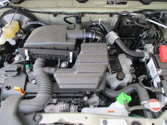 F セーフティサポート装着車 5AGS車 スズキ保証付 軽自動車 届出済未使用車(21枚目)