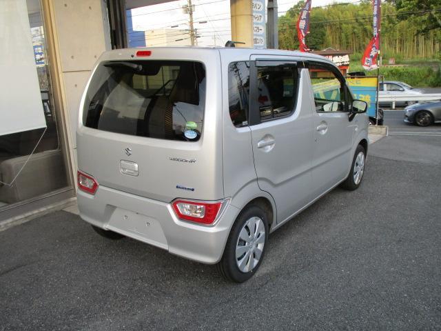 ハイブリッドFX スズキ保証付 2型 軽自動車(18枚目)