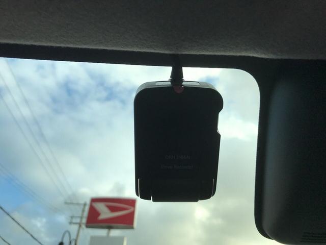 安心のドライブレコーダー付き!!