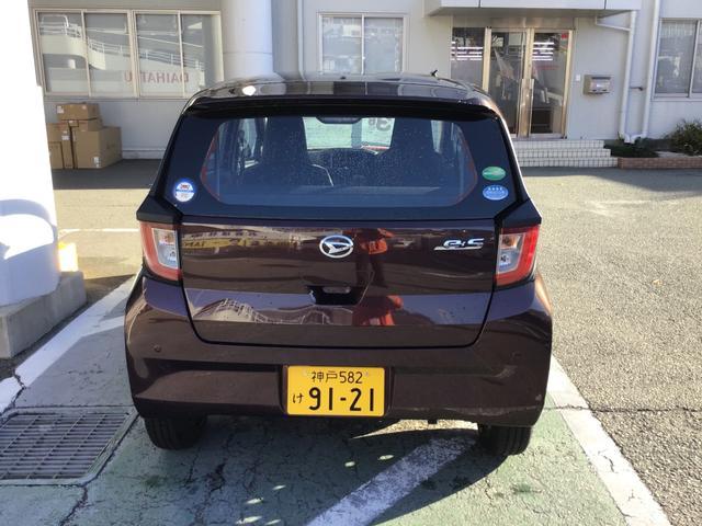 「ダイハツ」「ミライース」「軽自動車」「兵庫県」の中古車7