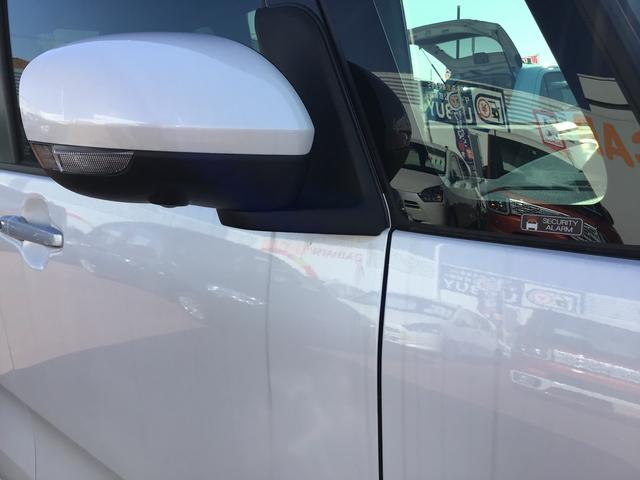 ウインカーミラーで更にスタイリッシュで存在感も抜群!対向車からの視認性アップで安全性も高まります☆