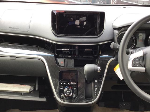 カスタム XリミテッドII SAIII 走行無制限1年保証 全方位カメラ LEDヘッドライト 踏み間違い防止 スマートキー(10枚目)