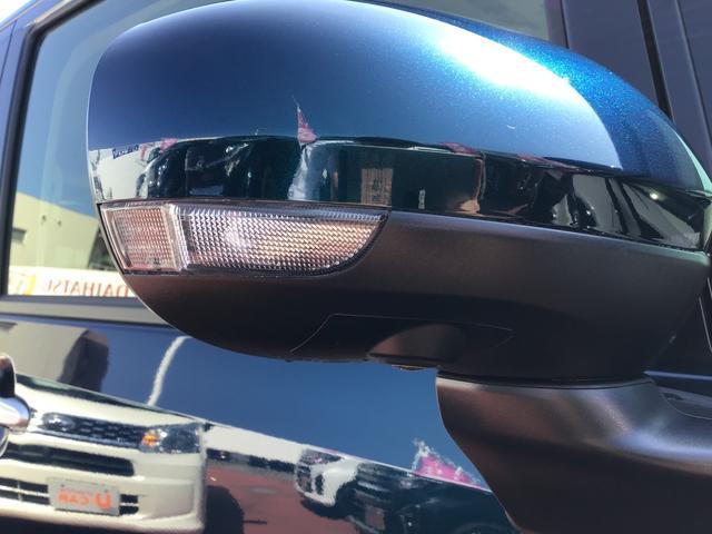 カスタム XリミテッドII SAIII 衝突被害軽減 パノラマカメラ LEDヘッドライト 踏み間違い防止機能 LEDフォグランプ スマートキー シートヒーター(25枚目)