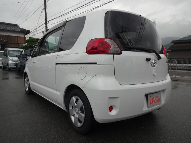 トヨタ ポルテ 130i ウエルキャブサイドアクセス車