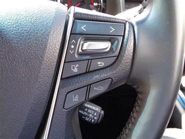 2.5S タイプゴールド サンルーフ フルセグ メモリーナビ DVD再生 後席モニター バックカメラ 衝突被害軽減システム ETC 両側電動スライド LEDヘッドランプ 乗車定員7人 3列シート ワンオーナー(15枚目)