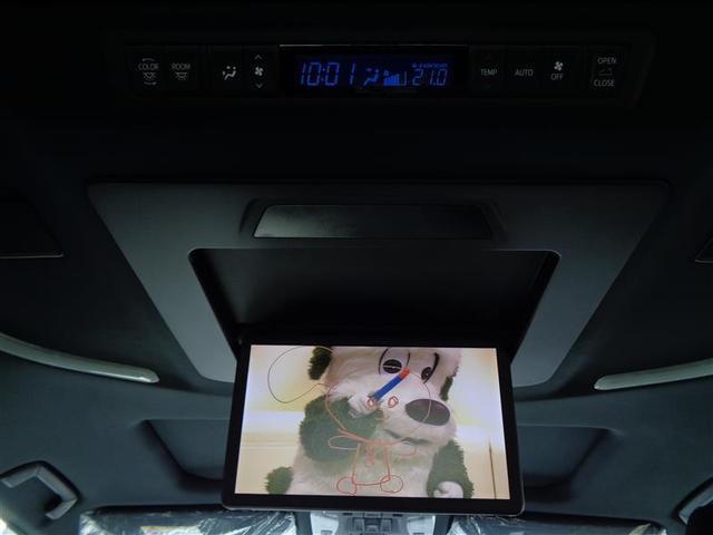 2.5S タイプゴールド サンルーフ フルセグ メモリーナビ DVD再生 後席モニター バックカメラ 衝突被害軽減システム ETC 両側電動スライド LEDヘッドランプ 乗車定員7人 3列シート ワンオーナー(27枚目)