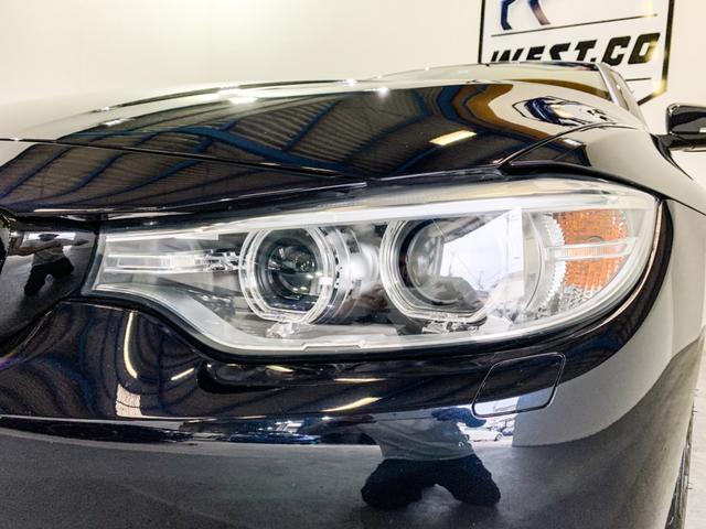 420i xDriveグランクーペ Mスポーツ 禁煙ワンオーナー車 黒革シート パワーシート シートヒーター 純正HDDナビ フルセグTV バックモニター パドルシフト アクティブクルーズコントロール 衝突安全装置(19枚目)