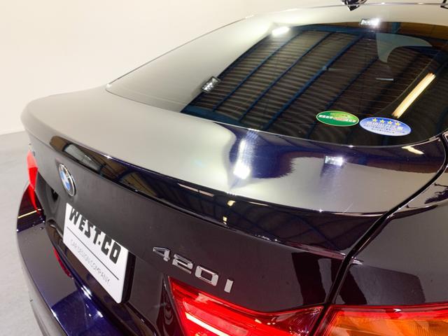420i xDriveグランクーペ Mスポーツ 禁煙ワンオーナー車 黒革シート パワーシート シートヒーター 純正HDDナビ フルセグTV バックモニター パドルシフト アクティブクルーズコントロール 衝突安全装置(22枚目)