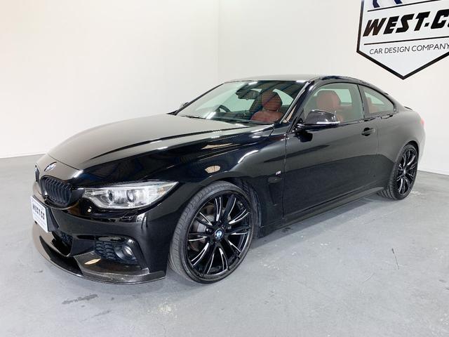 「BMW」「4シリーズ」「クーペ」「大阪府」の中古車8
