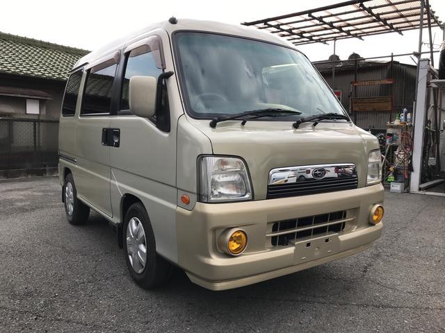 「スバル」「サンバーディアス」「コンパクトカー」「大阪府」の中古車3