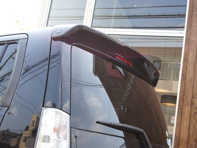 スズキ ワゴンRスティングレー X アルパイン7型ワイドナビ フルセグ スマートキー HID
