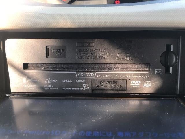ダイハツ エッセ X後期 地デジTV HDDナビ アルミ ETC ドラレコ