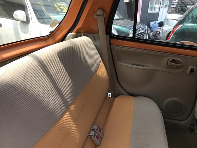 L CD キーレス 整備保証付 軽自動車 フロアオートマ(9枚目)