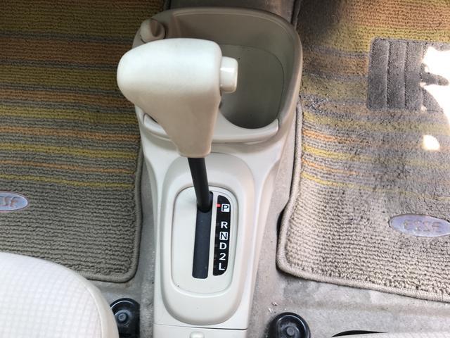 L CD キーレス 整備保証付 軽自動車 フロアオートマ(14枚目)