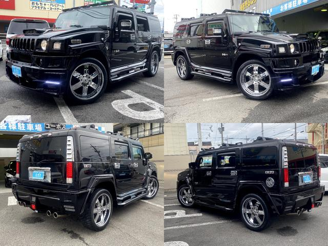 「ハマー」「ハマーH2」「SUV・クロカン」「大阪府」の中古車6