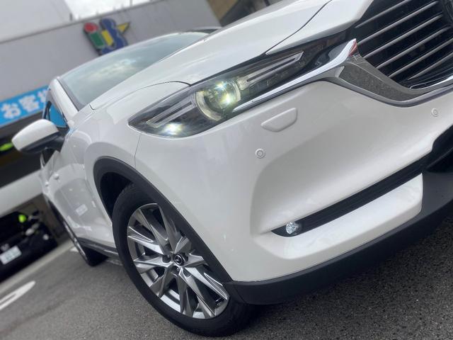 「マツダ」「CX-8」「SUV・クロカン」「大阪府」の中古車18