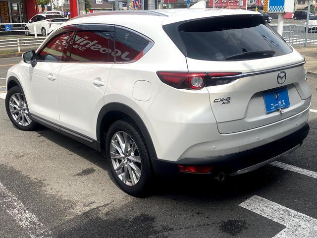 「マツダ」「CX-8」「SUV・クロカン」「大阪府」の中古車74