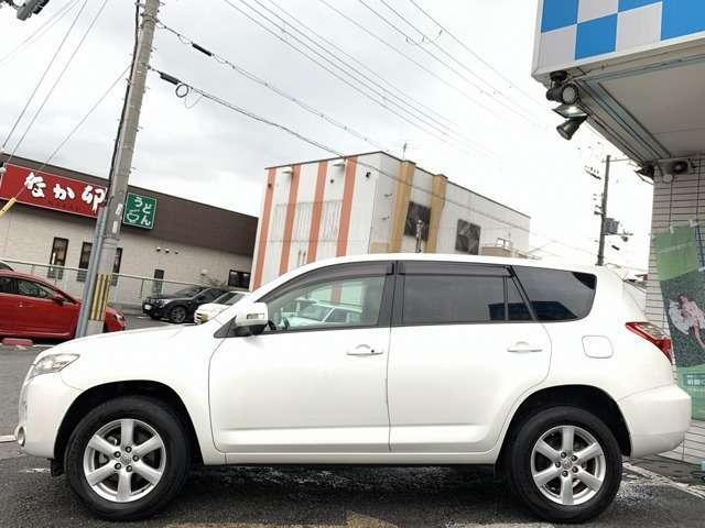 「トヨタ」「ヴァンガード」「SUV・クロカン」「大阪府」の中古車5