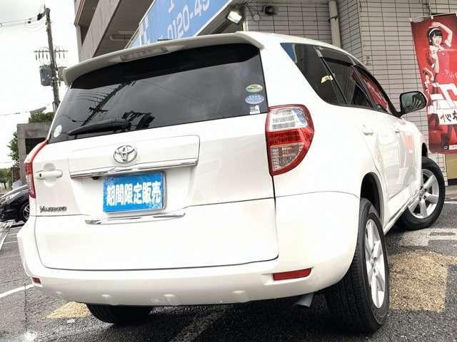 「トヨタ」「ヴァンガード」「SUV・クロカン」「大阪府」の中古車8