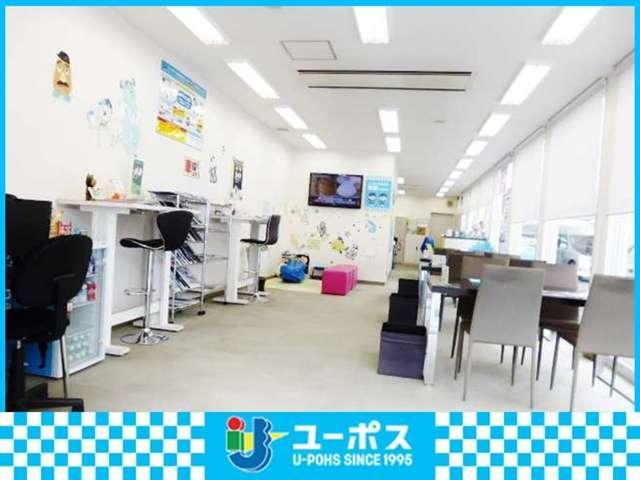 キティちゃんでお馴染みのユーポス外環東大阪店です。元気に営業しております。皆様のご来店心よりお待ちしております。