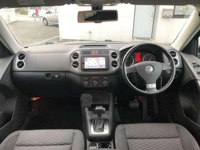 「フォルクスワーゲン」「VW ティグアン」「SUV・クロカン」「奈良県」の中古車3