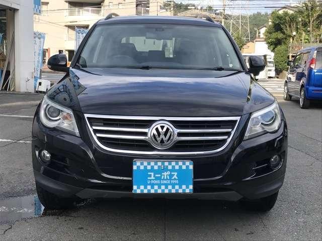 「フォルクスワーゲン」「VW ティグアン」「SUV・クロカン」「奈良県」の中古車6