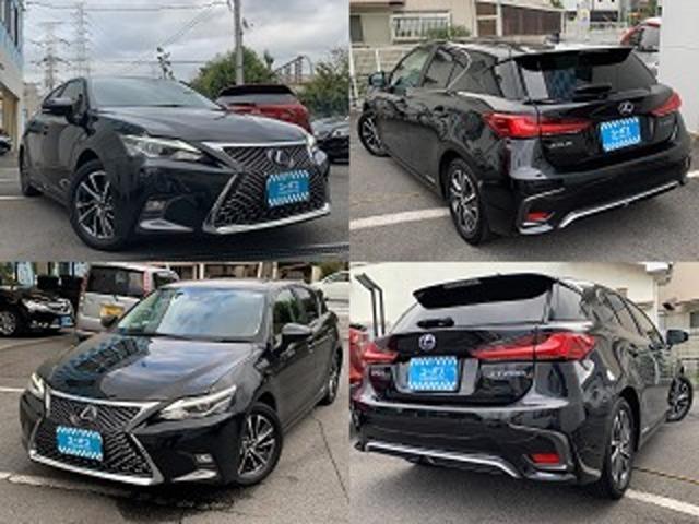 「レクサス」「CT」「コンパクトカー」「奈良県」の中古車16