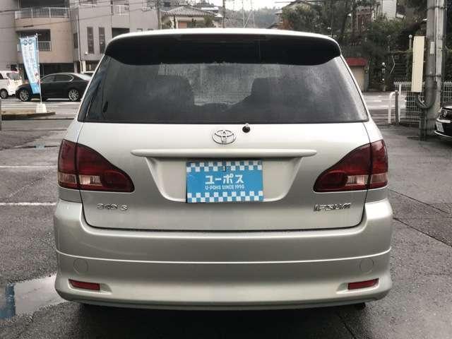 「トヨタ」「イプサム」「ミニバン・ワンボックス」「奈良県」の中古車6