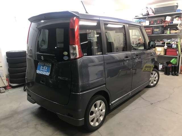 「スズキ」「パレット」「コンパクトカー」「奈良県」の中古車6
