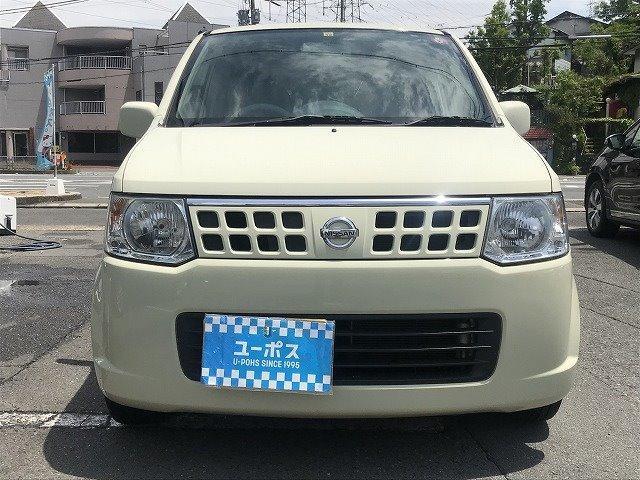 「日産」「オッティ」「コンパクトカー」「奈良県」の中古車24